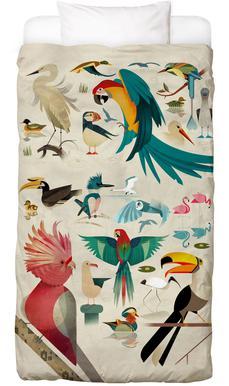 Birds Linge de lit