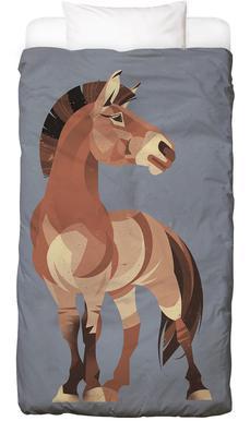 Horse Kinderbettwäsche