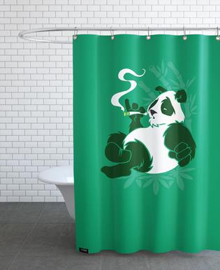Bamboozled Shower Curtain