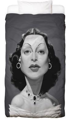 Hedy Lamarr Bed Linen