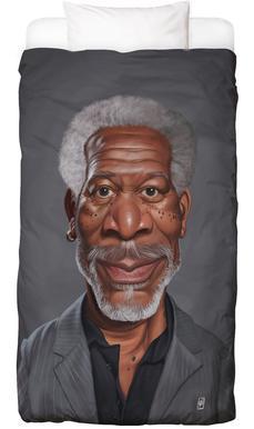 Morgan Freeman Linge de lit