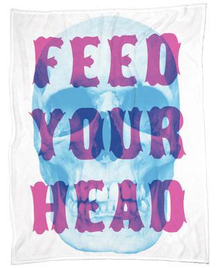 FEED YOUR HEAD Plaid