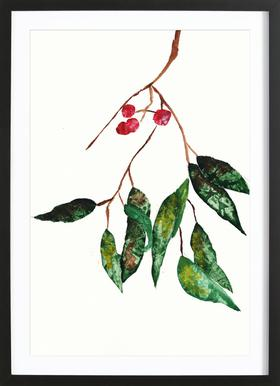 Autumn Berry 2 Framed Print