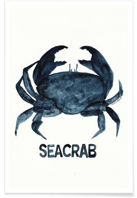 Seacrab Poster