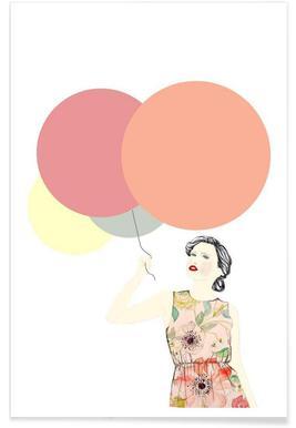 My ballon Poster