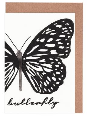 My butterfly Greeting Card Set