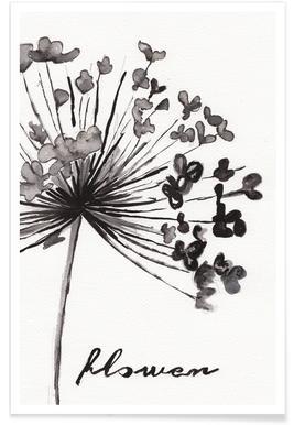Flower -Poster