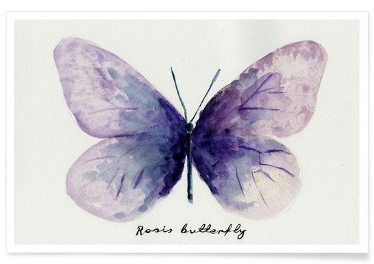 Rosi's Butterfly Poster