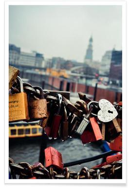 Love Locked Poster