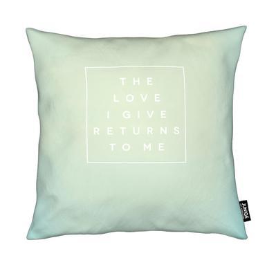 The Love I Give II Cushion