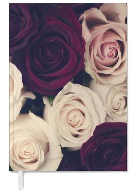Rose Bouquet Personal Planner