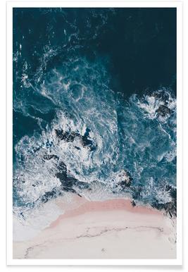 I Love The Sea Poster