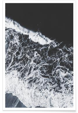 Sea Lace Poster