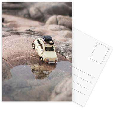 The Little Adventurer II Postcard Set