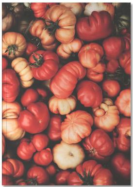 Tomato Rouge Notitieboekje