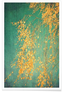 Whispers of Yellow Poster