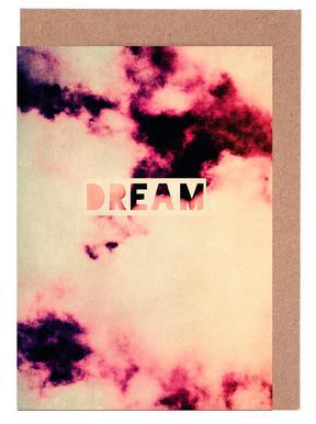 Pink Dreams Greeting Card Set