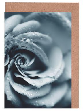 Powder Blue Greeting Card Set