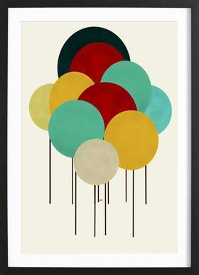 just celebrate Framed Print