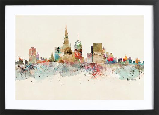 Buy Framed Barcelona Prints and Art Online | JUNIQE UK