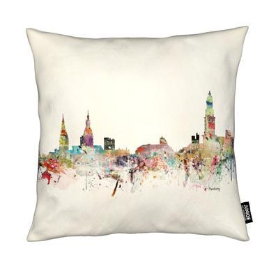 Hamburg Cushion