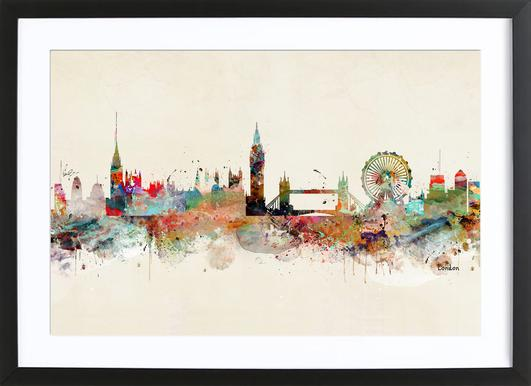 Buy Framed London Prints and Art Online | JUNIQE UK