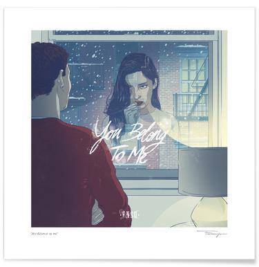 You Belong To Me Poster