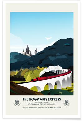 Hogwarts Express -Poster