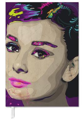Audrey Hepburn Personal Planner