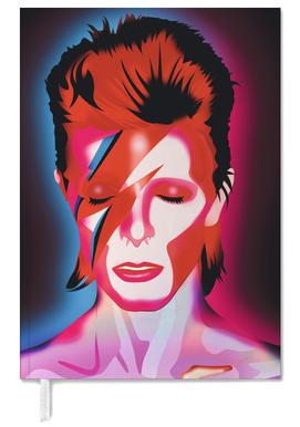 David Bowie Personal Planner