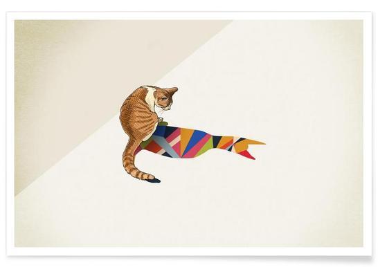 Walking Shadow - Cat 2 poster