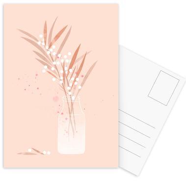 Tiny Mimosa Postcard Set