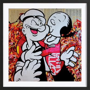 Buy Framed Pop Art Prints and Art Online | JUNIQE UK