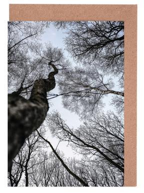 Forest 2 -Grußkarten-Set