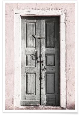 Door to Assos poster