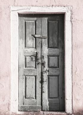Door to Assos -Leinwandbild