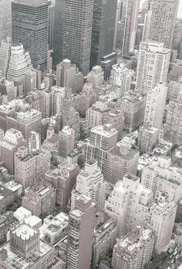 NYC -Acrylglasbild