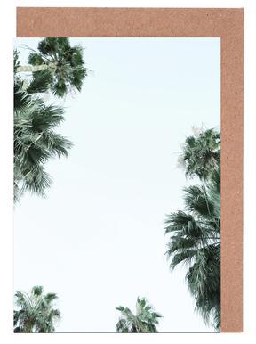 Palm Springs Grußkartenset