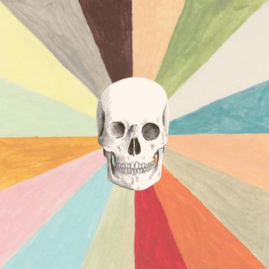 Skull is Cool Impression sur toile