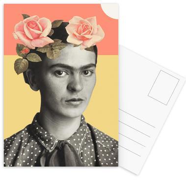 Frida Postcard Set