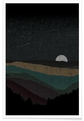 Moonrise 01 Poster