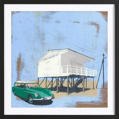Buy Framed Architecture Prints and Art Online | JUNIQE UK