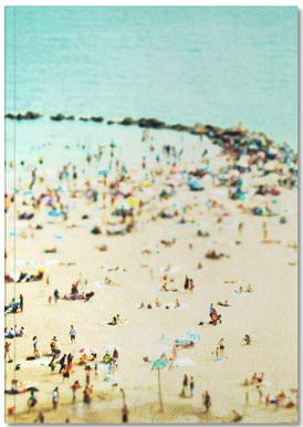 Coney Island Beach 2 Notebook