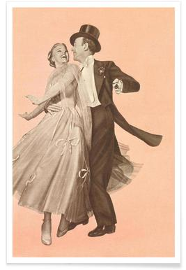 Fred and Ginger Poster