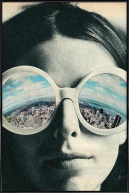 Specs Framed Poster