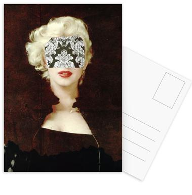 Andromeda Postcard Set