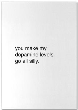 Dopamine Bloc-notes