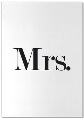 Mrs. Notebook
