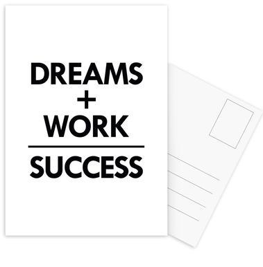Success ansichtkaartenset