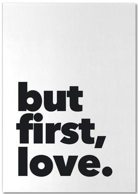 first love Notepad